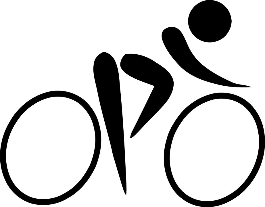 picto cycliste festival vélocité Montréal
