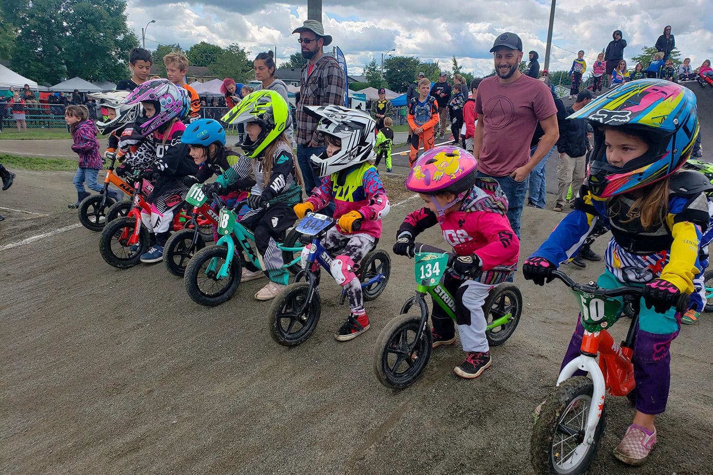 BMX enfants festival vélocité Montréal