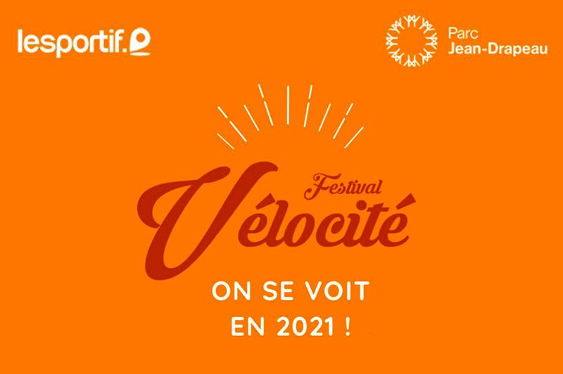 annulation festival vélocité de Montréal